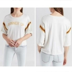 Current/Elliott NWT The Living Structure Tee